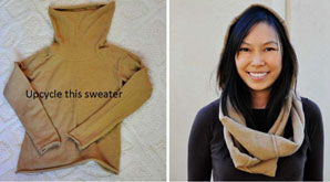 Upcycle Your Felted Jumper